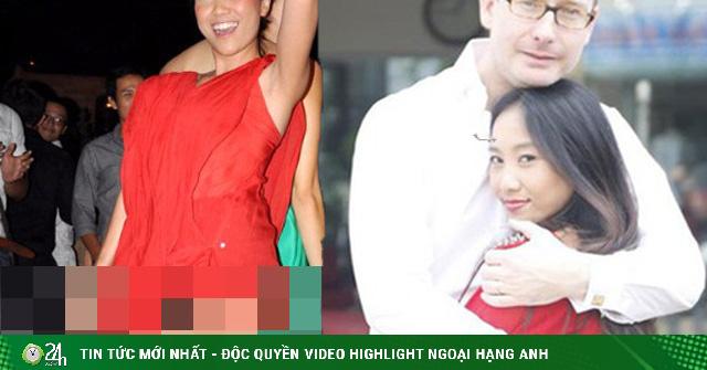 Nữ ca sĩ nhỏ bé Việt Nam cưa đổ chồng Tây cao 1m9 hé lộ góc khuất ít biết