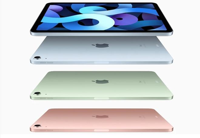 Trình làng iPad Air 4 có thiết kế như iPad Pro sang xịn - 3