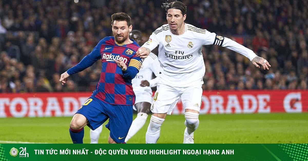 Khốn khổ Barca: Messi dễ lỡ Siêu kinh điển đấu Real, Koeman tính sao?