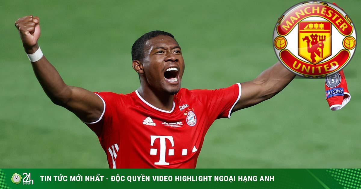 Alaba mâu thuẫn gay gắt với Bayern Munich: MU nên nhanh tay đoạt bom tấn