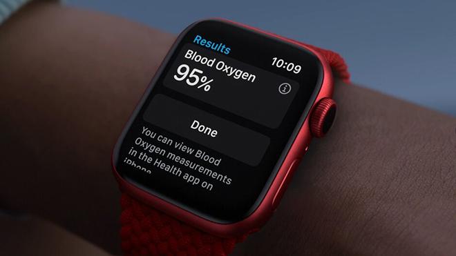 Apple Watch Series 6 có những tính năng tuyệt vời nào hơn Galaxy Watch 3? - 3