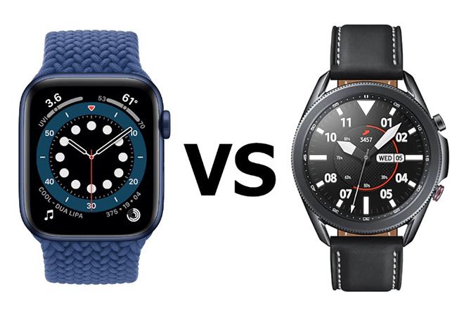 Apple Watch Series 6 có những tính năng tuyệt vời nào hơn Galaxy Watch 3? - 1