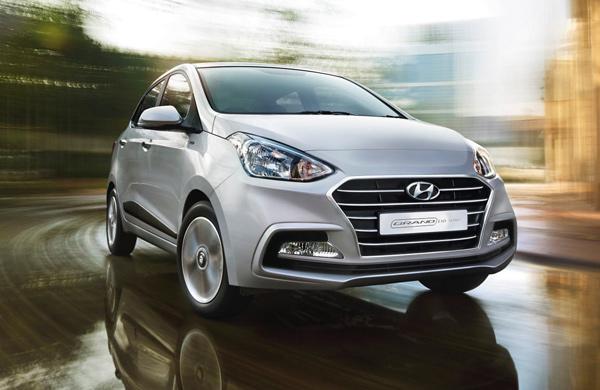 """Hyundai Grand I10 Sedan: """"ông vua"""" trong phân khúc xe cỡ nhỏ - 1"""