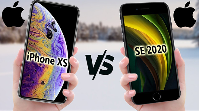 iPhone SE 2020 có đáng mua hơn iPhone XS không? - 1