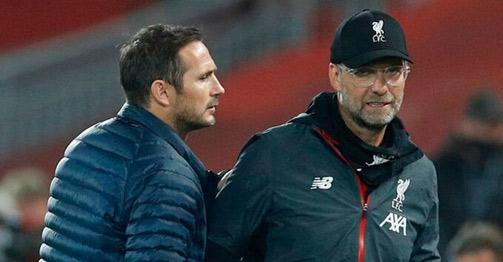Chelsea thư hùng Liverpool: Lampard đáp trả Klopp, dàn SAO 660 triệu bảng đọ tài