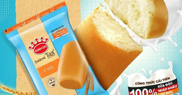 Mondelez Kinh Đô gia tăng giá trị cho khách hàng với các dòng bánh tươi chất lượng