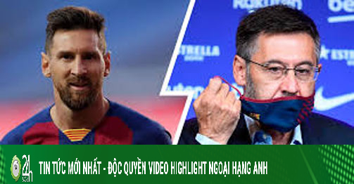 Rúng động Barca: Messi góp công lớn khiến ông trùm Bartomeu sắp bay ghế