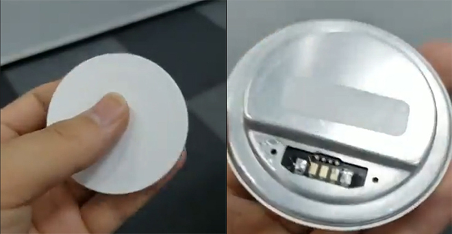Rò rỉ video tấm sạc nhanh cho iPhone của Apple - 1