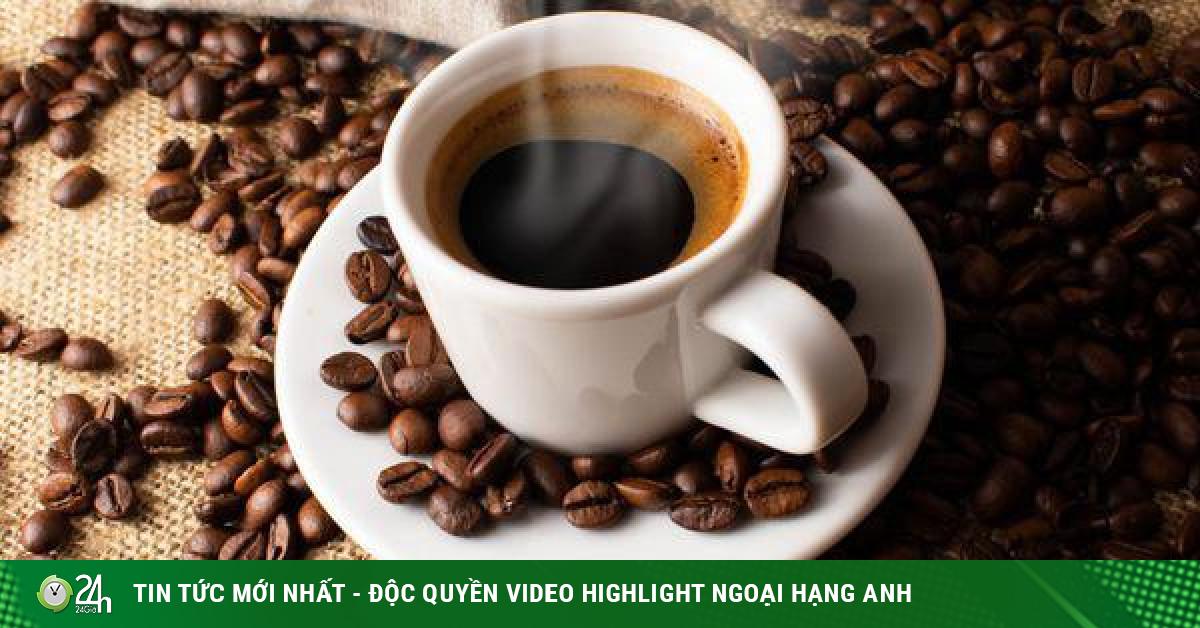 2-3 tách cà phê mỗi ngày, tác động khó tin lên dạng...