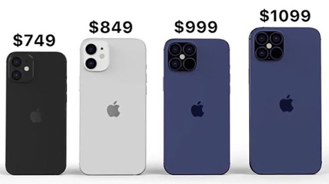 iPhone 12 sẽ có giá khởi điểm 17,3 triệu đồng - 2