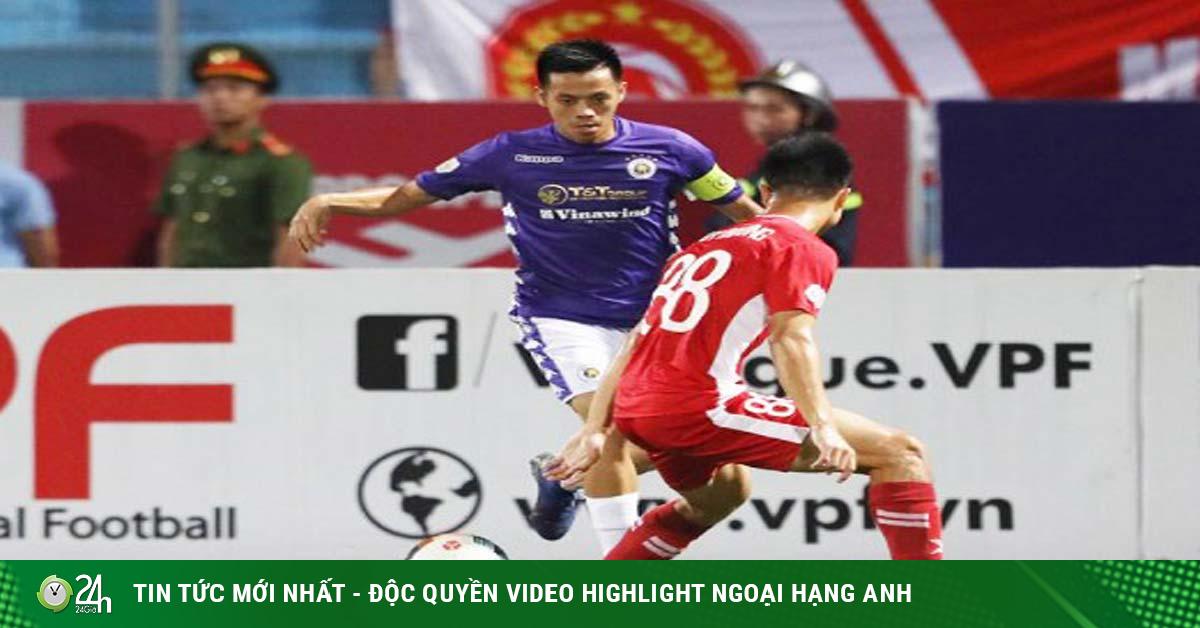 Trực tiếp bóng đá Viettel - Hà Nội: Derby nảy lửa, song hùng tranh bá (Chung kết Cúp Quốc gia)