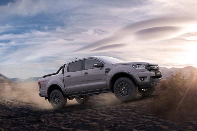 Off-road pickup Ford Ranger FX4 MAX 2021 launched