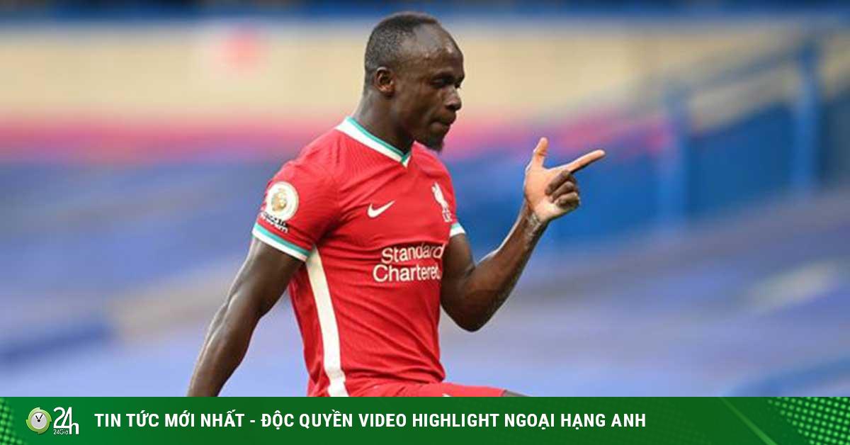 Đỉnh cao Sadio Mane: Cú đúp hủy diệt Chelsea, vượt mốc ghi bàn của Ronaldo