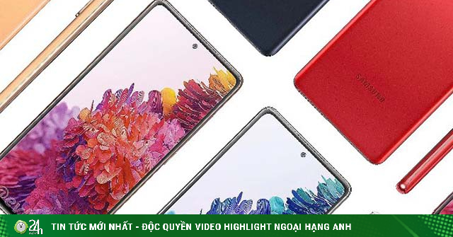 Galaxy S20 FE - món quà dành cho người hâm mộ của Samsung