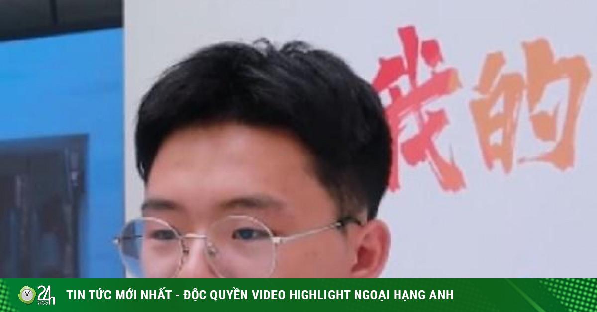 Tân sinh viên tại Trung Quốc được trao thưởng vì lý do hiếm ai ngờ tới