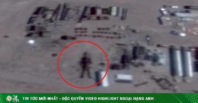Thợ săn UFO tuyên bố tìm thấy người ngoài hành tinh cao 16m ở vùng tuyệt mật Area 51