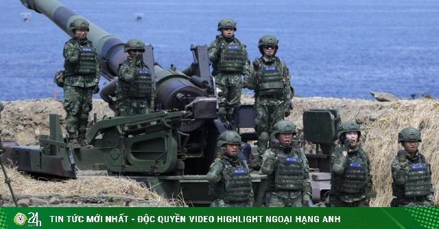 Đài Loan không đủ tên lửa để phản kháng nếu TQ tấn công dồn dập