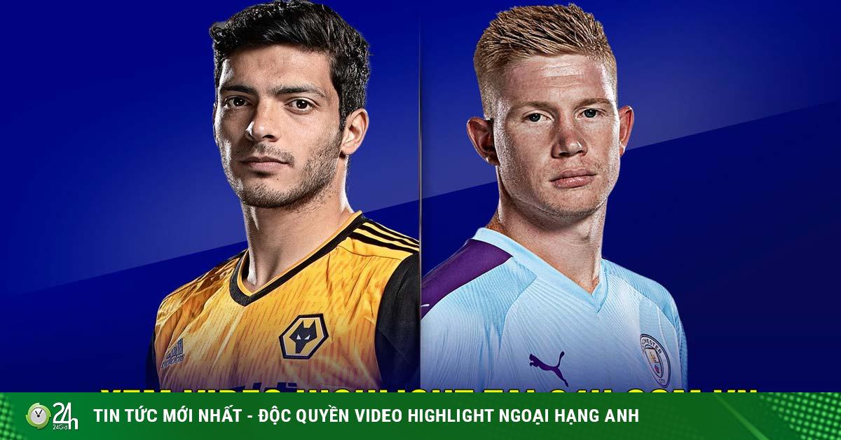 Nhận định bóng đá Wolves – Man City: Chờ Pep Guardiola phá dớp 2 trận thua