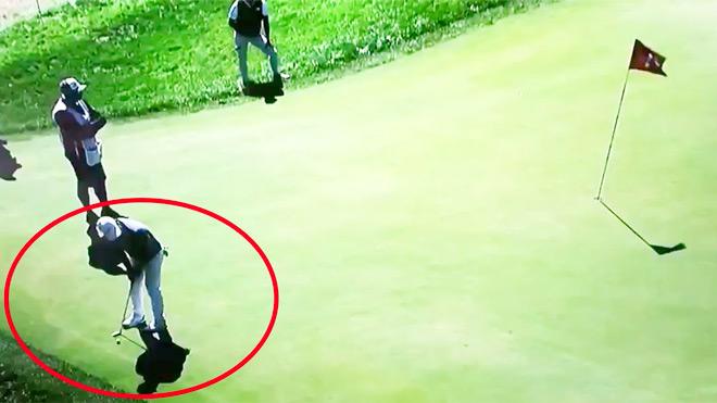 Cú đánh golf tệ nhất mọi thời đại: Lỗ 1 đằng đánh bóng 1 nẻo - 1