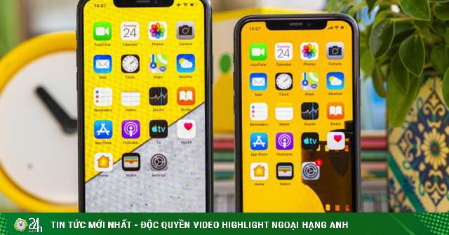 Chiếc iPhone dưới một người, trên vạn người đang giảm giá mạnh