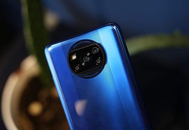 """Poco X3 NFC - smartphone pin """"khủng"""", sạc nhanh 33W và màn hình 120Hz - 4"""