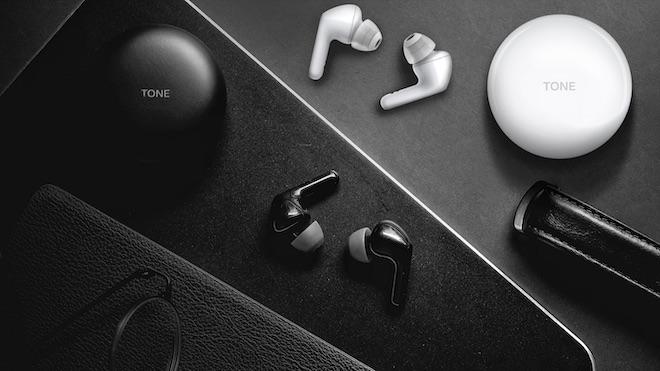 LG trình làng bộ đôi tai nghe Tone Free mới với hộp sạc đặc biệt - 1