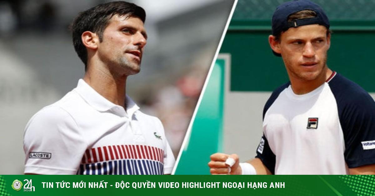 Đỏ lửa so tài chung kết Rome Masters: Djokovic đấu tí hon 1m70 loại Nadal
