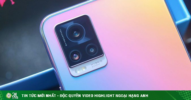 Vivo tung thêm bộ đôi smartphone chụp selfie siêu ngầu