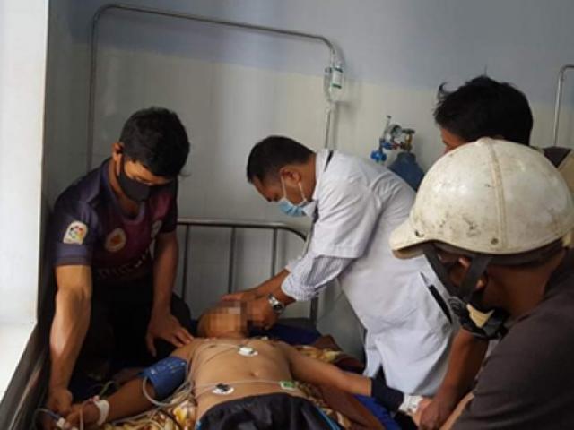 Tin tức trong ngày - Đi cắt lúa, 3 người bị sét đánh, 2 người tử vong
