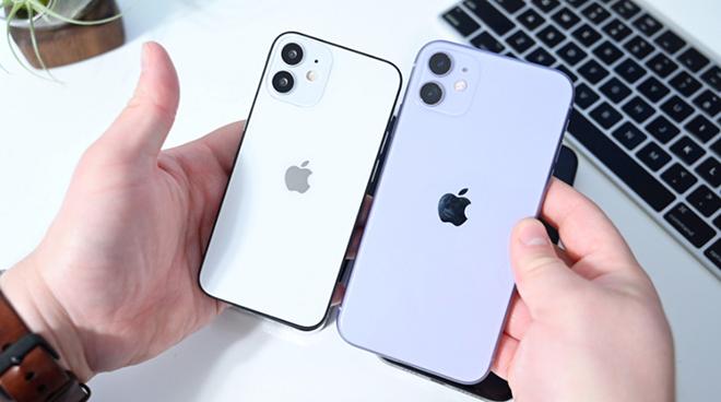 HOT : iPhone 12 sẽ có tên gọi là iPhone 12 mini - 1