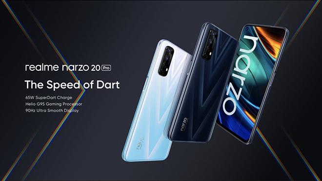 Ra mắt bộ ba Realme Narzo 20, thiết kế đẹp - 4