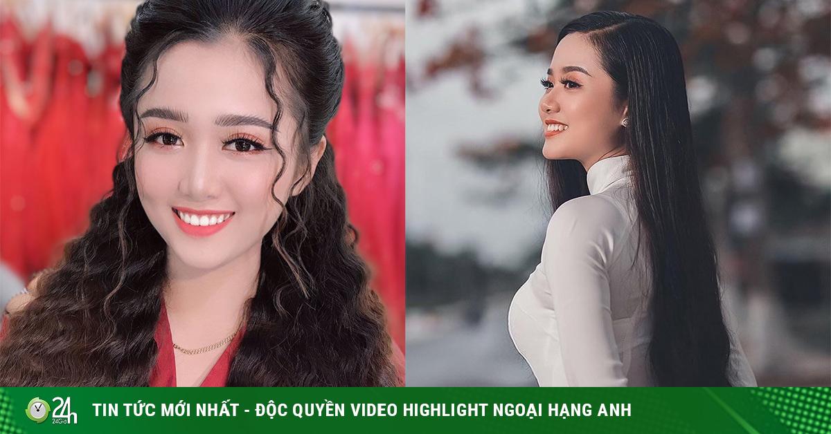 VĐV Judo có vòng ba 102 cm thi Hoa hậu Việt Nam: Từng đánh 2 yêu râu xanh bỏ chạy