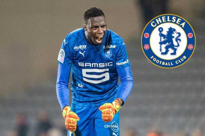 Chelsea chốt mua thủ môn Mendy thay Kepa, mức giá bao nhiêu? - 1