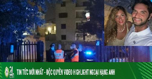 Trọng tài trẻ và bạn gái mỹ nhân bị sát hại gây chấn động bóng đá Ý