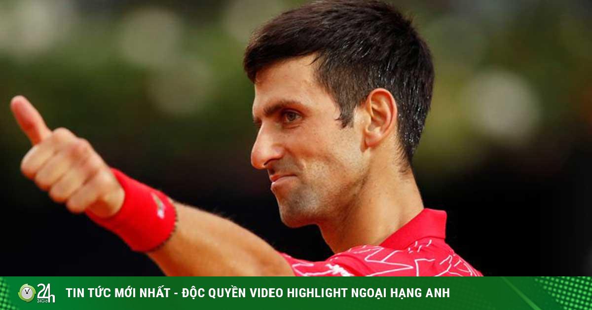 Djokovic phá kỷ lục của Nadal, báo quốc tế khen tinh...