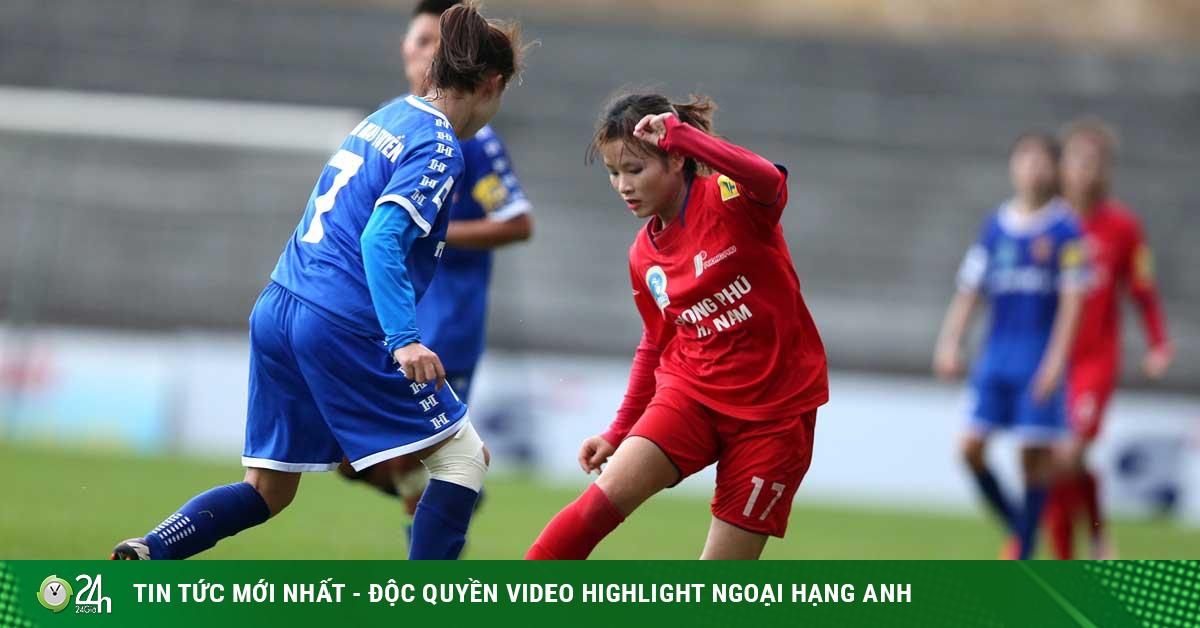 Kinh điển rượt đuổi 6 bàn bóng đá nữ Việt Nam, cựu QBV Tuyết Dung bùng nổ