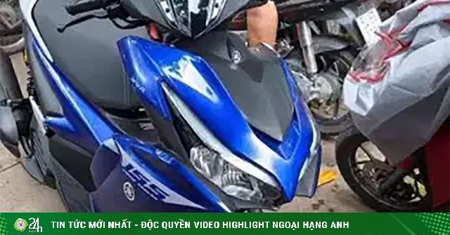 Đây là mẫu xe tay ga của Yamaha sẽ áp đảo Honda Airblade 150