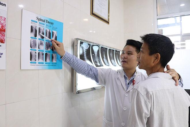 Phương pháp SCCMT - Tia sáng mới cho các bệnh nhân mắc bệnh cơ xương khớp - điều trị sccmt
