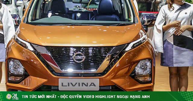 Nissan Livina tăng trưởng doanh số mạnh hơn Xpander tại Indonesia