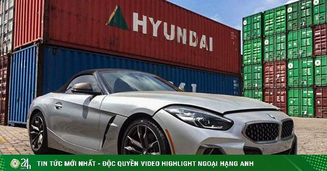 BMW Z4 thế hệ mới cập bến Việt Nam, giá bán hơn 3 tỷ đồng