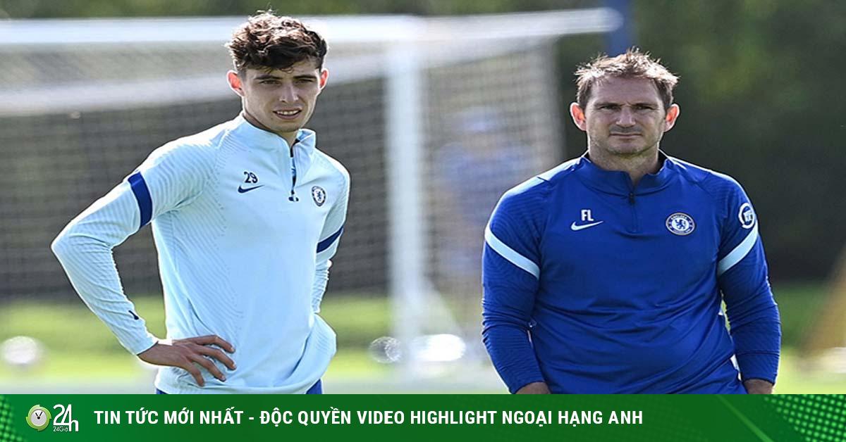 Chelsea đại thắng, Havertz lập hat-trick: Lampard phản đòn huyền thoại