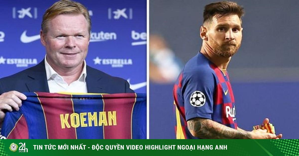 Barca - Messi trở lại đua ngôi vua La Liga, xem video highlight nhanh nhất ở 24h.com.vn