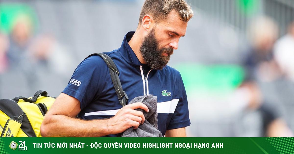 Chấn động tennis: Bị dương tính Covid-19 vẫn được tham dự giải Hamburg