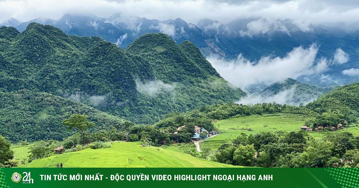 Đi săn mây ở Pù Luông, địa điểm sống ảo cho dân mê xê dịch