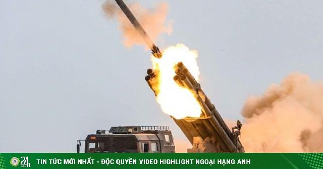 Đối phó Ấn Độ, TQ dùng chiến lược giáng hỏa lực phủ đầu giống Nga?