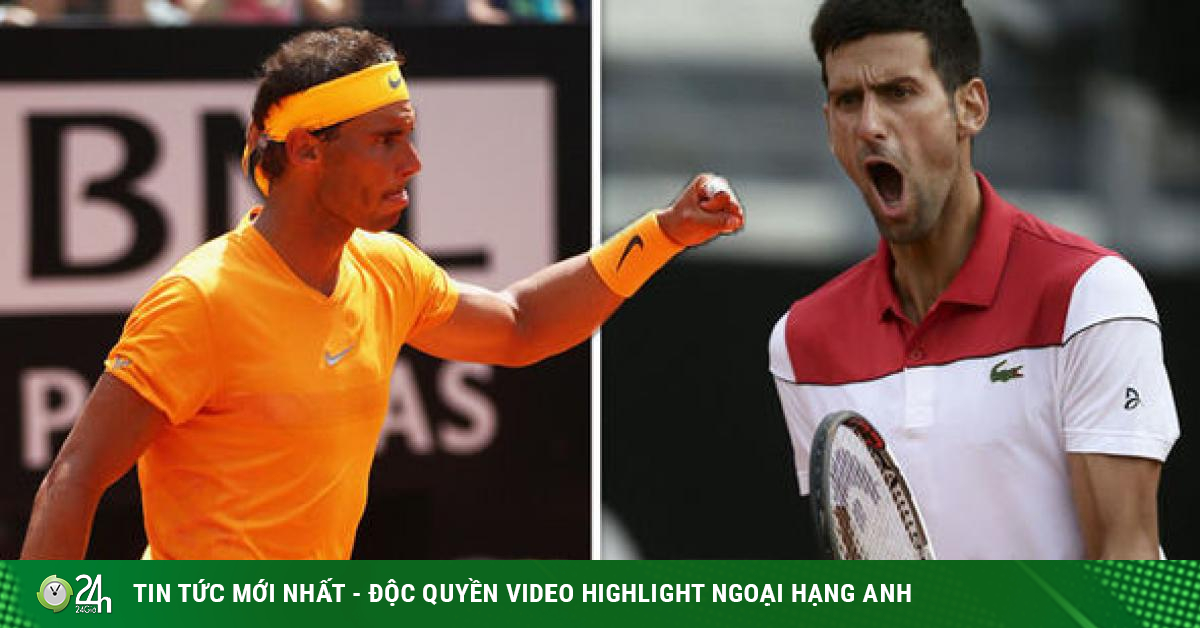 Djokovic giỏi nhất bộ 3 huyền thoại, tìm cách hạ Nadal ở Roland Garros