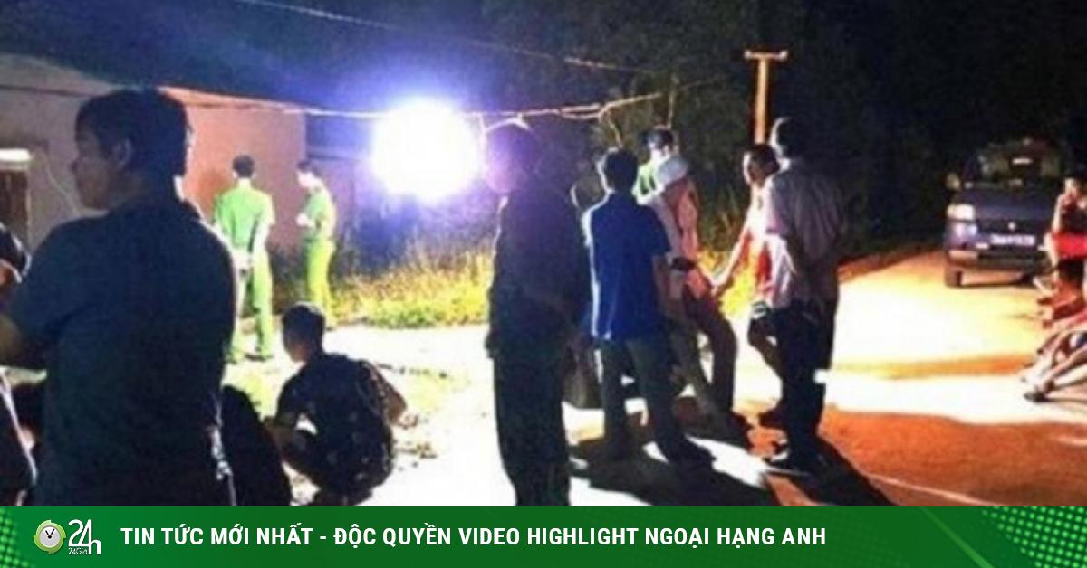 Nguyên nhân chồng đâm chết vợ tử vong trong đêm ở Nghệ An