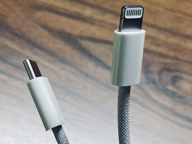 HOT: Xuất hiện ảnh nóng cáp bện cực xịn đi kèm iPhone 12 - 3