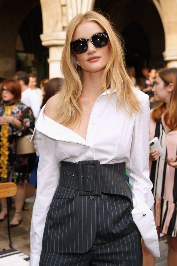 5 kiểu phối với áo sơ mi trắng sành điệu như một fashionista - 3