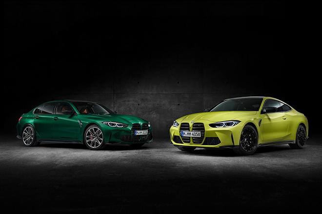 BMW M3 và M4 2021 tiếp tục lộ ảnh, đếm ngược giờ ra mắt
